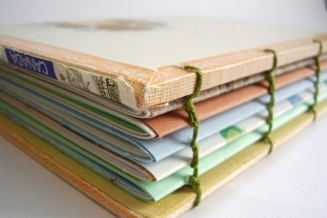 lovely handmade journal