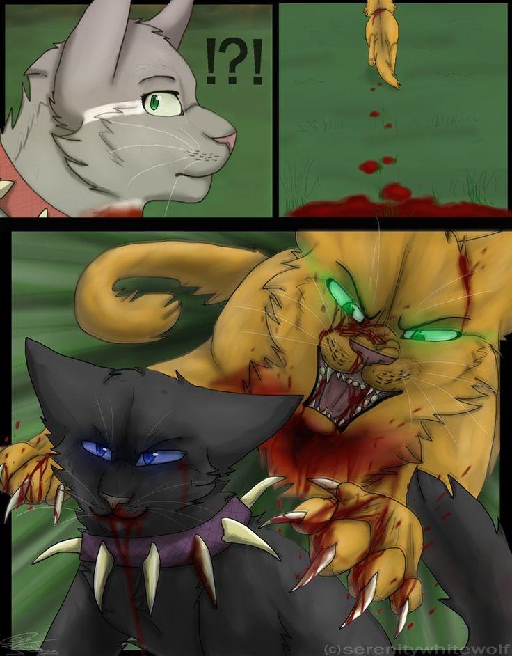 Warrior Cats Dark Forest Deviantart