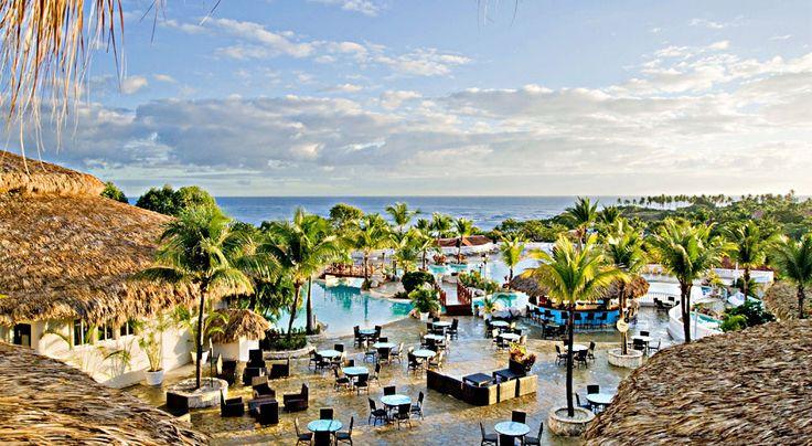 Cofresi Palm Beach & Spa Resort on varattuna hotelliksi meidän joulukuun lomalle ;)