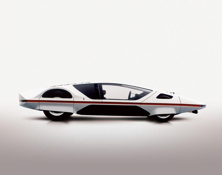 Ferrari Modulo by Pininfarina (1970)