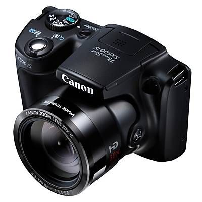 Me gustó este producto Canon C�mara Semiprofesional SX500 . ¡Lo quiero!