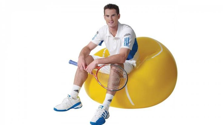 Andy Murray Tennis Legend