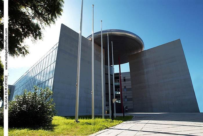 Technology City, Malaga (c) James Souza