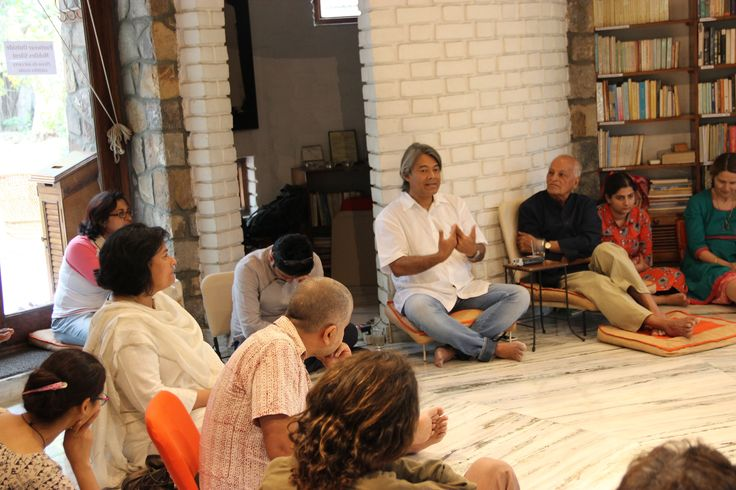 Introduction to Atma Vichara (self-enquiry) as a Basis of Conscious Living - a session by Partho