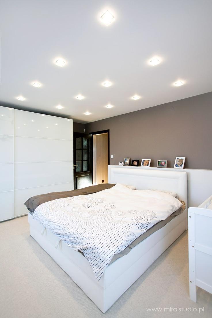 bedroom // sypialnia // MIRAI studio: projektowanie wnętrz, projekty wnętrz Kraków, projekty wnętrz Warszawa, architektura wnętrz, nowoczesne wnętrza