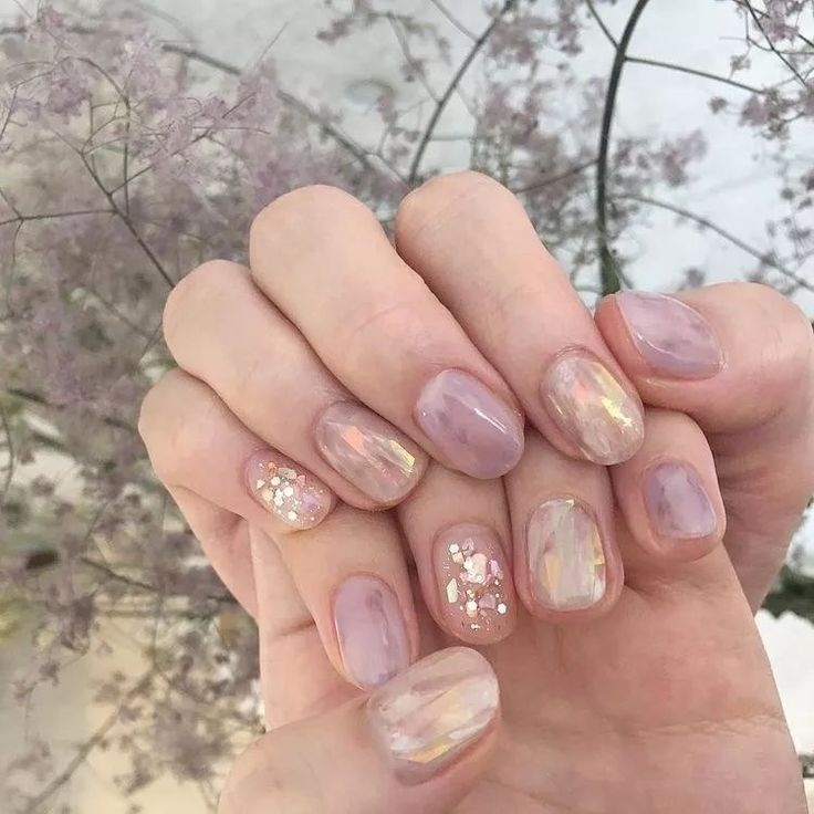 63 latest nail art pictures, 2019 most popular fashion nails, everyone likes it, let's take a look! – Page 39 of 63
