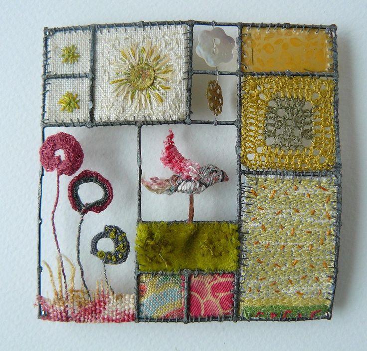 Liz Cooksey - Textitle Artist - Gallery II