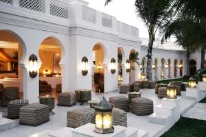 Top 5 Romantic Beach Getaways In Africa: Baraza Resort & Spa, Zanzibar