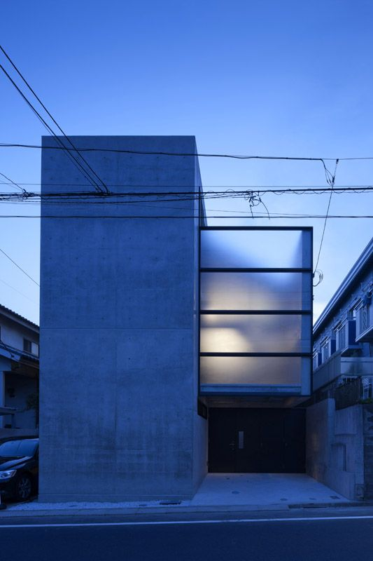 Knot House by Apollo Architects & Associates