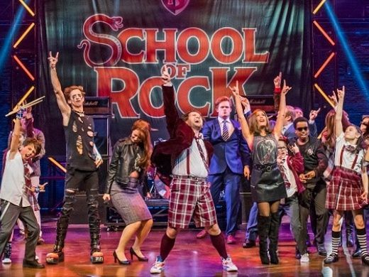 School of Rock - The Musical #photo #london #tickets
