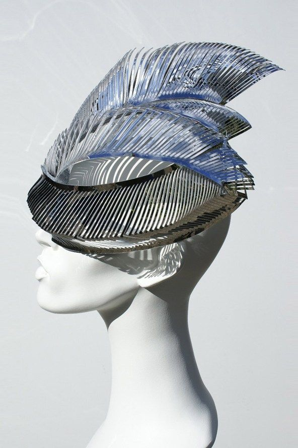 Iris van Herpen Hat