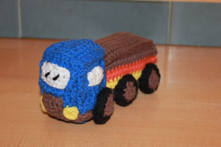 für kleine und große Jungs, ein Lastwagen <3