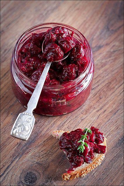 Cherry Marmalade