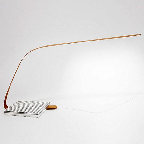 Bookmark-lamp