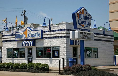 WHITE CASTLE RESTURANTS IMAGES AND PICTURES   White Castle & Krystal, The War of Tiny Hamburgers North vs. South