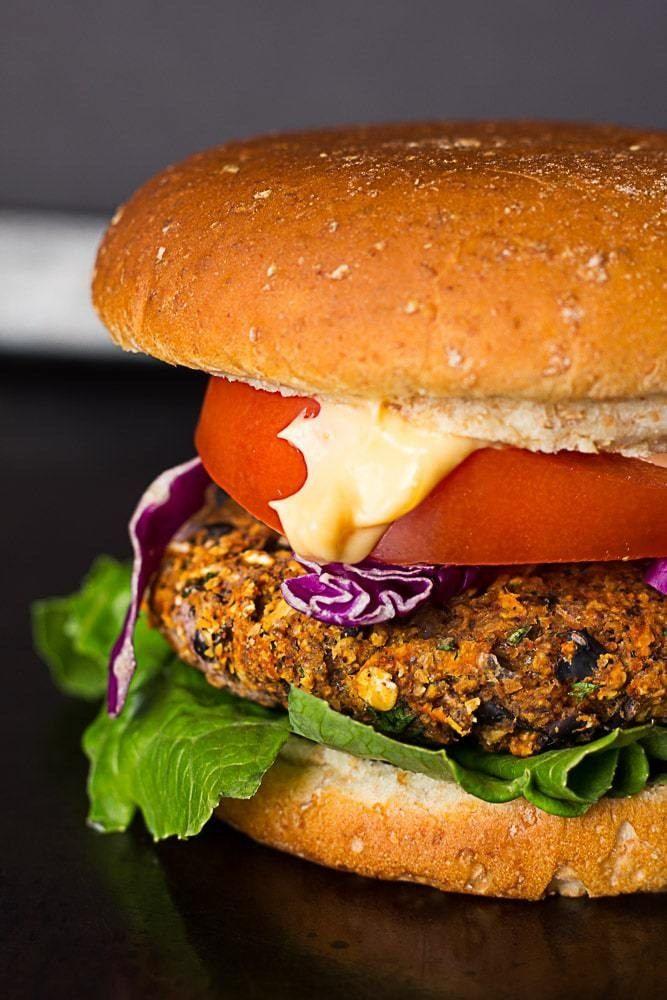 17 Gourmet Burgers That Have Nothing To Do With Beef Veggie Burger Best Veggie Burger Black Bean Veggie Burger
