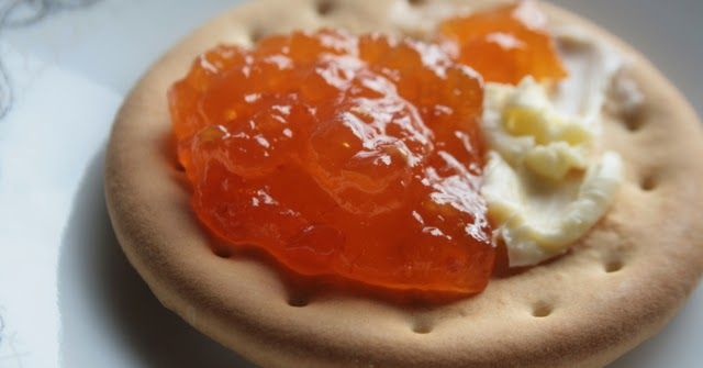 Stop and Smell the Lichen: Cloudberry/Salmonberry/Akpik Jam Recipe