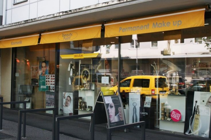 Das MYLOMA Kosmetikstudio beauty.point am Drei Lilien Platz 1 in Wiesbaden