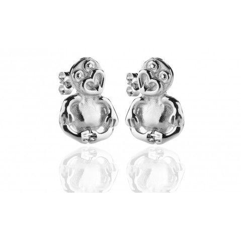 20-00064 - Lil Tiki Stud Earrings Designed by New Zealand Designer Boh Runga $79