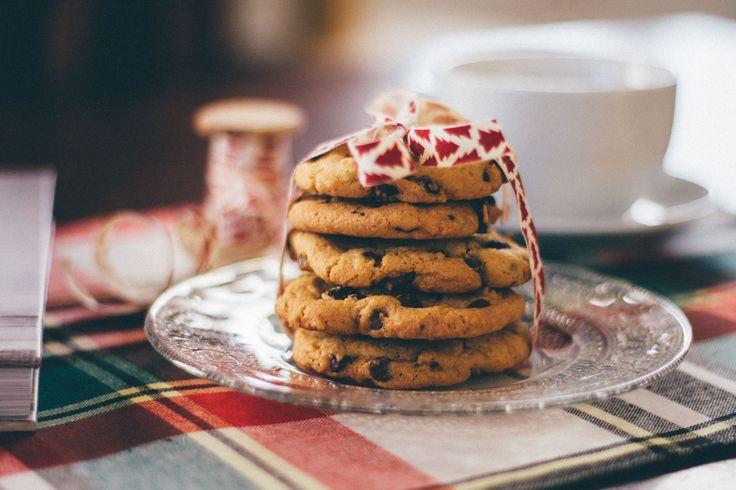 Cookies Americani come idee per pensierini di Natale? ;)