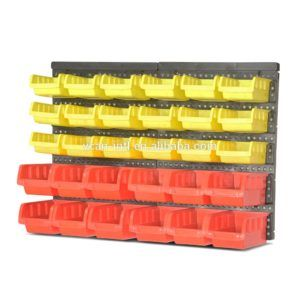 Plastic Wall Mounted Storage Boxes