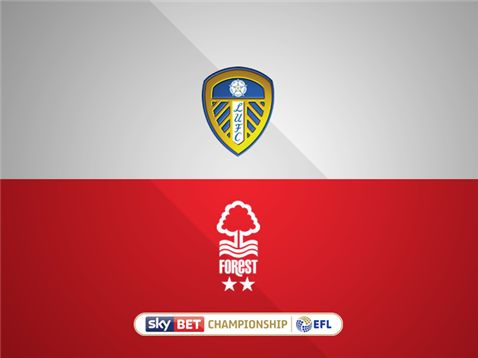 Ticket details for Leeds United v Nottingham Forest at Elland Road in the Sky Bet Championship on Wednesday 25 January