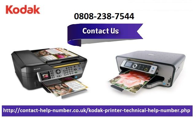 We understand the fact that you must be frustrated with continuous Kodak Printer issues, and that is why we are at your service to help you mend your printer related problems. To avail our services you need to dial our toll free Kodak Printer Contact Number UK at any point of time.