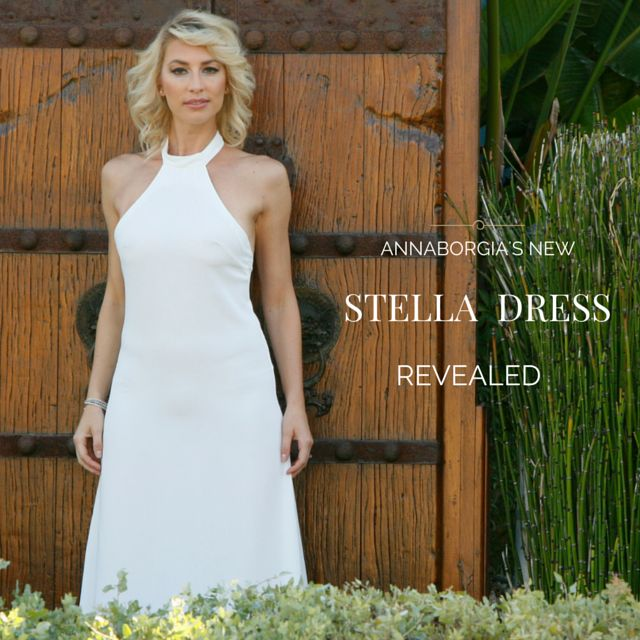 From Bridal to Casual.  http://www.annaborgia.com/our-designs/our-new-stella-dress/