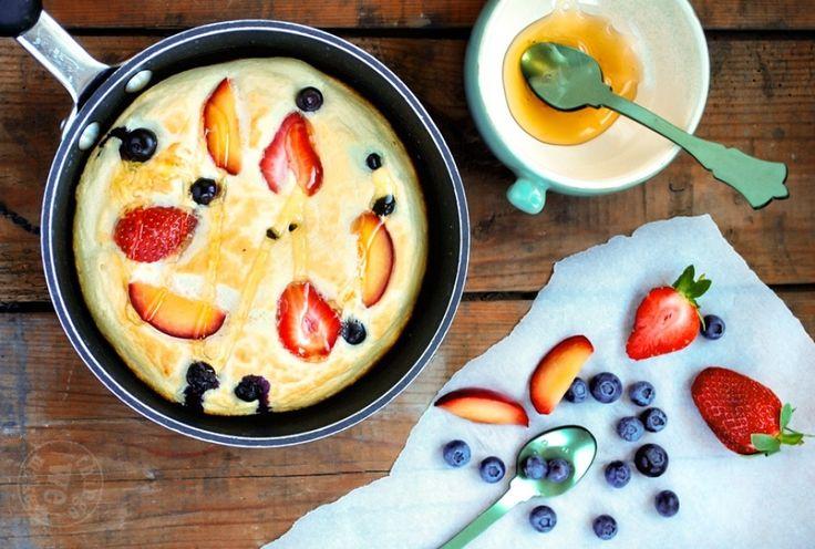 Foods n Drinks: Honey Cloud Pankcake