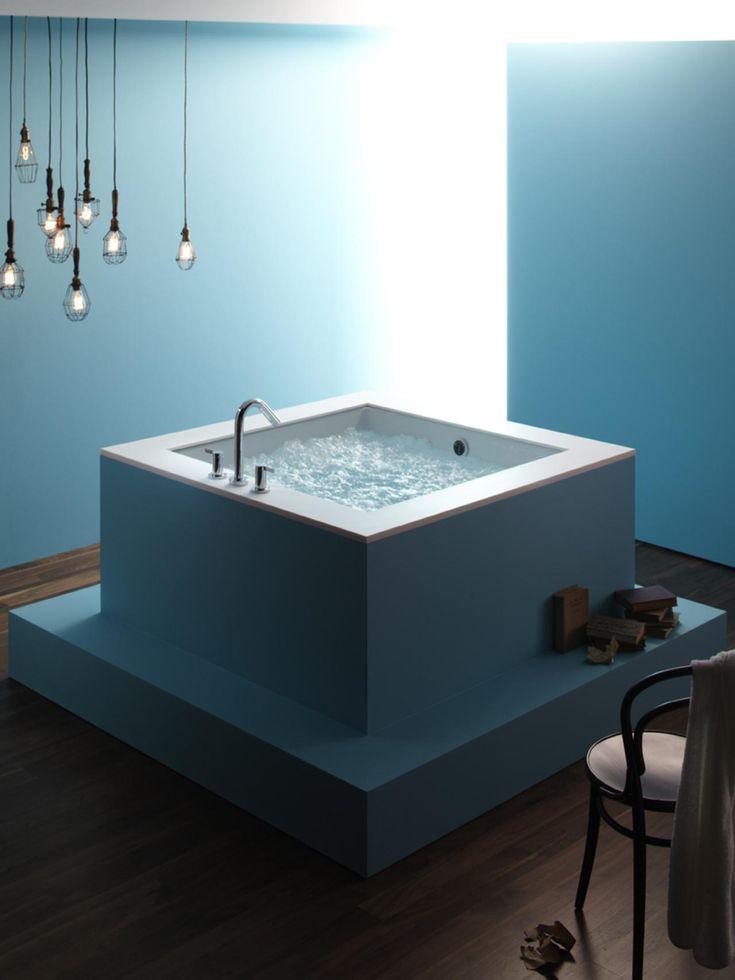49 best Bathtub Design images on Pinterest | Bathroom, Soaking tubs ...