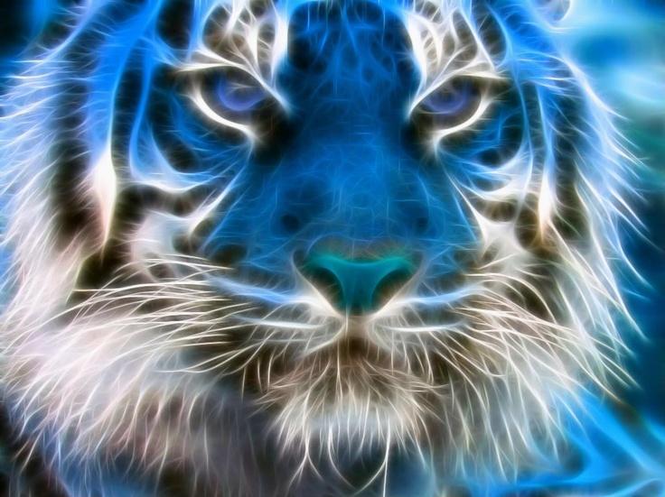 Крутые картинки тигры, шаблон для