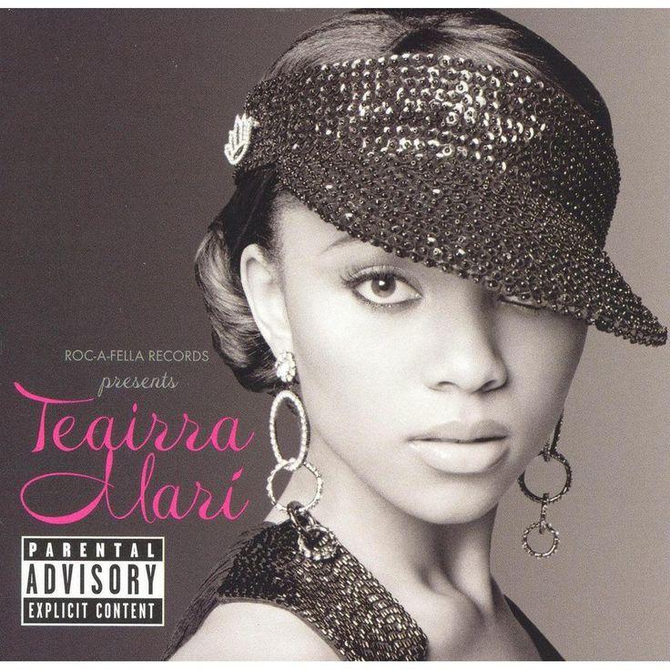 Roc-A-Fella Records Presents Teairra Marí [Explicit Lyrics]
