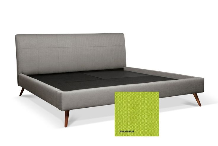 Dane upholstered bed collection  -  TrueModern™