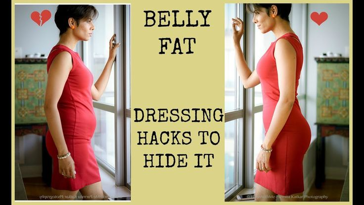 DRESS RIGHT TO HIDE BELLY FAT/STYLING TIPS TO ALWAYS LOOK GOOD