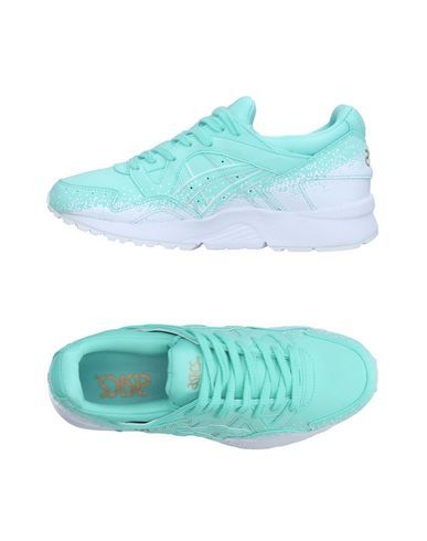 premium selection 16ed7 81fe8 ASICS Women's Low-tops & sneakers Light green 5.5 US ...