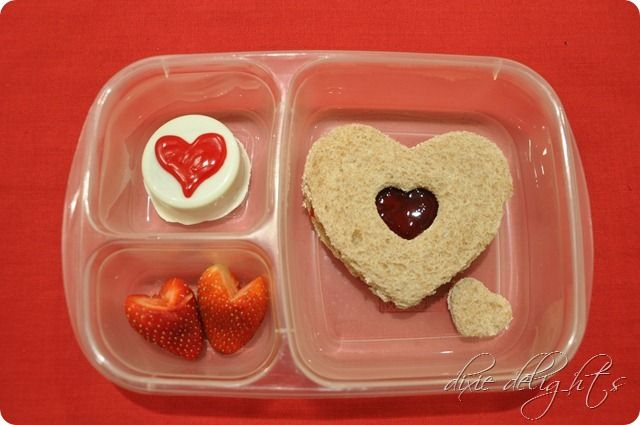 valentine's day lunch box games