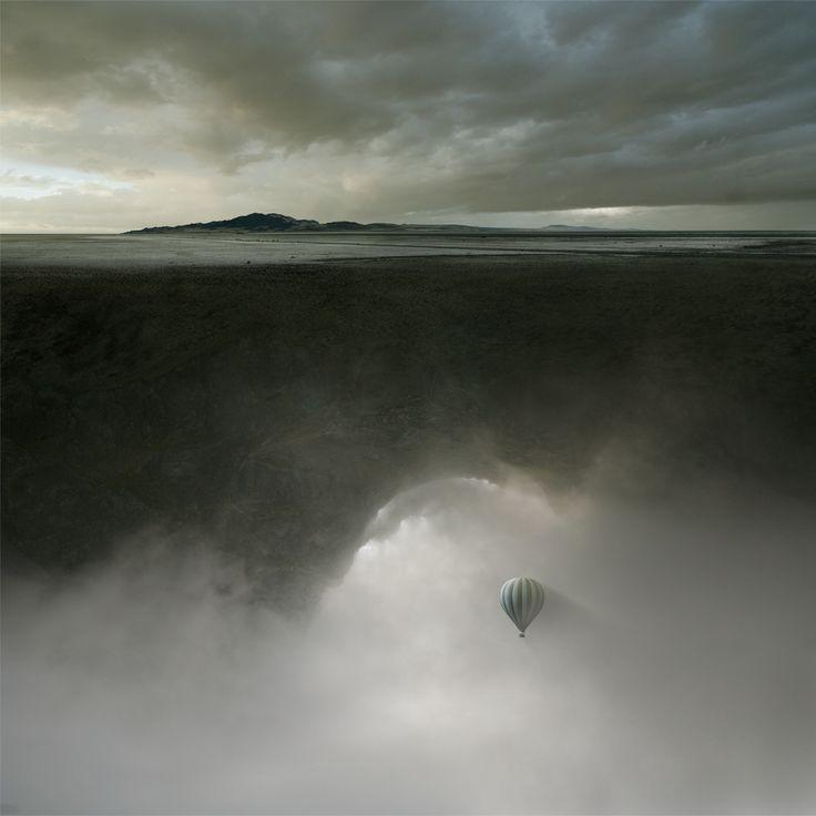 Landmass by Karezoid Michal Karcz