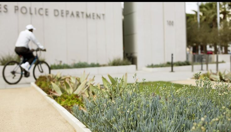 LAPD Police Administration Building   RELM