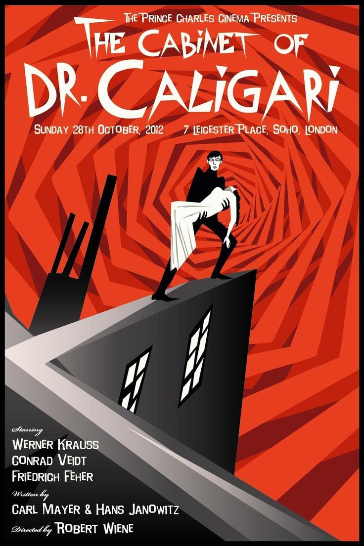 El Gabinete del Dr. Caligari pelicula - Buscar con Google