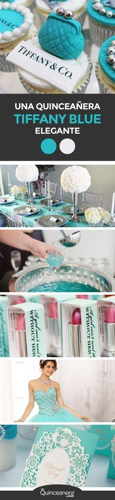 A continuación te darás cuenta de que existen muchas ideas elegantes para planificar tu propia Quinceañera 'Tiffany Blue' - See more at: http://www.quinceanera.com/es/decoracion/como-planear-una-quinceanera-tiffany-blue-elegante/?utm_source=pinterest&utm_medium=social&utm_campaign=article-010416-es-decoracion-como-planear-una-quinceanera-tiffany-blue-elegante#sthash.yK8xNnah.dpuf
