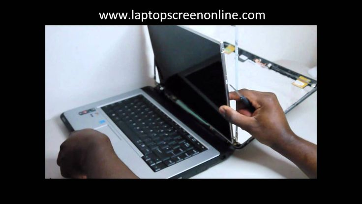 Nice Laptop Screen Replacement (Repair) How to Replace Laptop LCD Screens