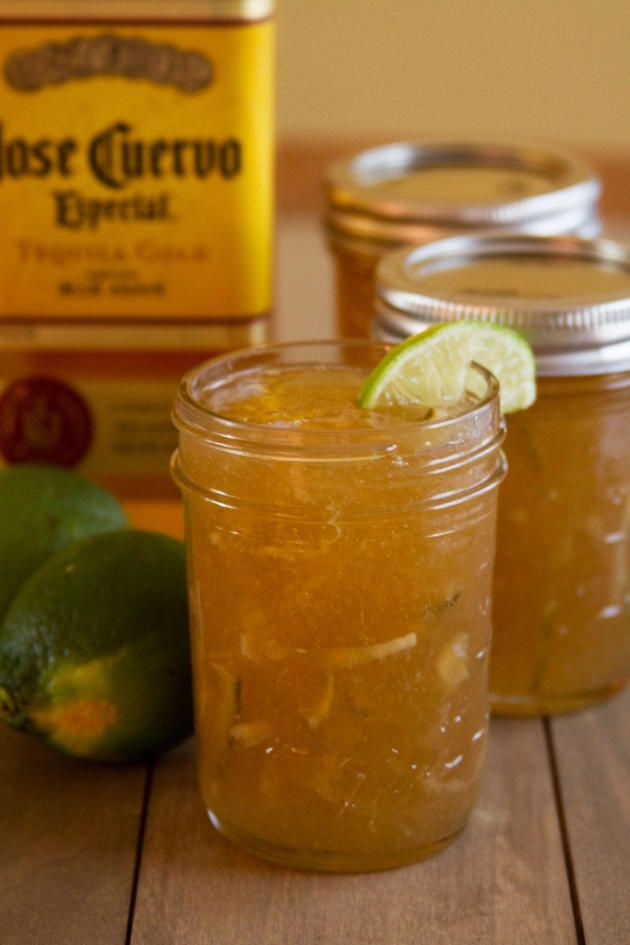 This Margarita Marmalade will satisfy the citrus lover in you. That hint of tequila will just make you want more!