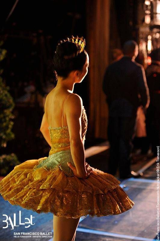 "Frances Chung, "" The Nutcracker"", San Francisco Ballet"