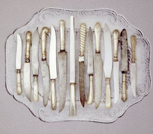 antique and vintage knives