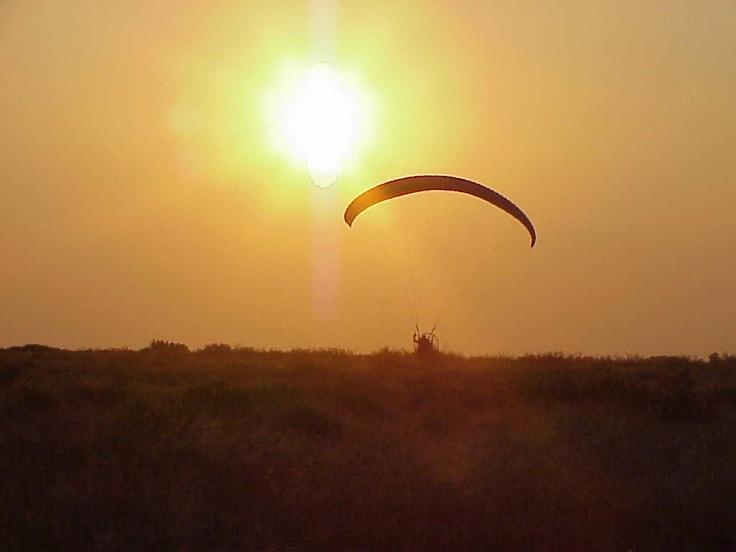 Sabinal Evening Flight