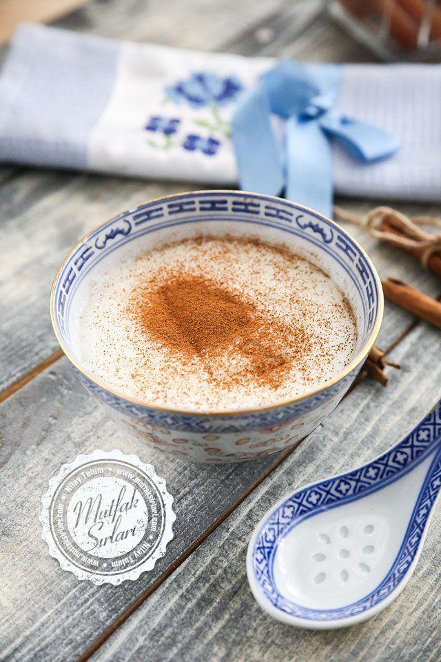 Pirinç Unlu Muhallebi Tarifi | Mutfak Sırları