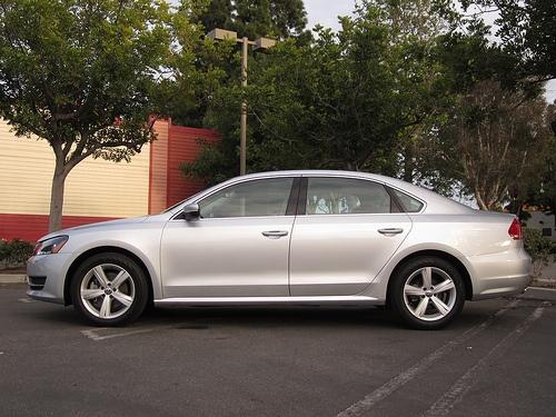 2013 Volkswagen Passat TDI Review by Carrie Kim