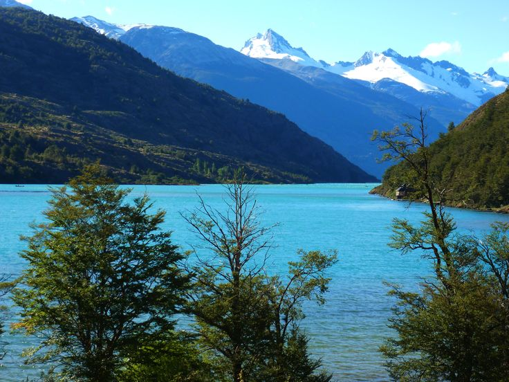 Lago Bertrand Chile