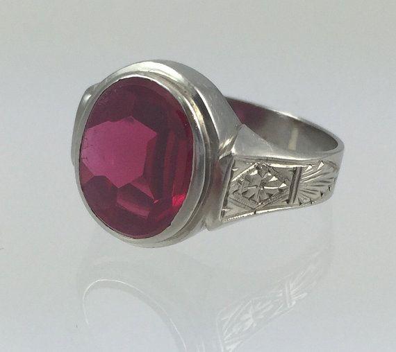 http://rubies.work/0756-blue-sapphire-earrings/ Vintage ...