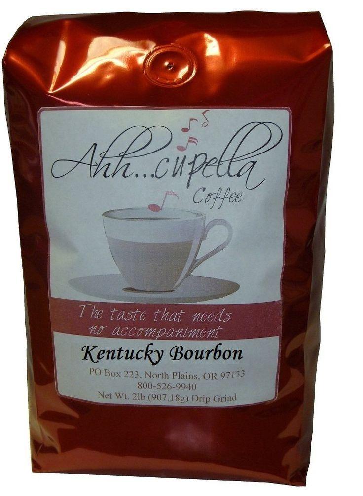 bourbon infused coffee amazon